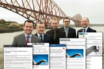 PR success for Thames Water in Scotland