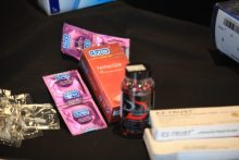 Fake condoms seized by police