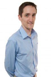 Portrait of Stuart Milne