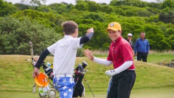 Edinburgh PR celebrates win in US Kids Golf European Championship
