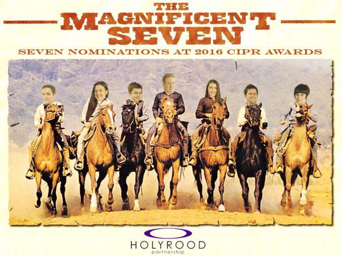 Magnificent Seven PR Success Image