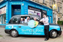 Living Wage accreditation from PR agency in Scotland