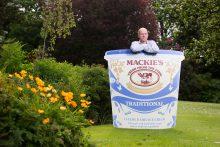 Mackie's Ice Cream Scottish PR agency