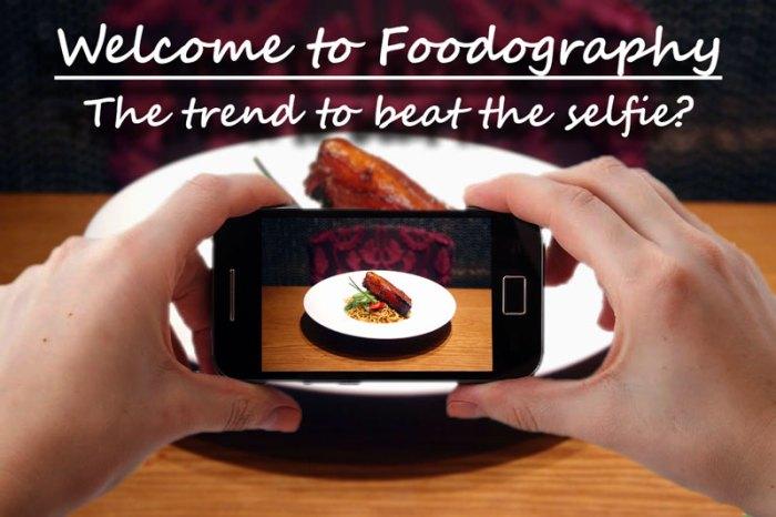 Food and Drink PR's New Selfie