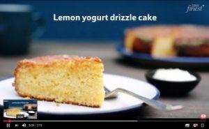 Lemon Drizzle Cake screengrab
