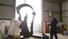 New sculpture designed for 200 years of Musselburgh Racecourse