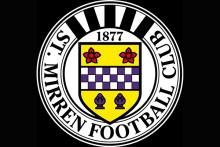 The badge of Scottish football club, St Mirren