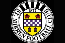 The badge of Scottish football club, St Mirren