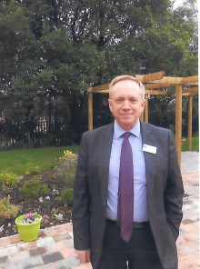 Graham Kelly, manager at a Glasgow care home is celebrating after being shortlisted for a prestigious nursing leadership award reports PR agency.