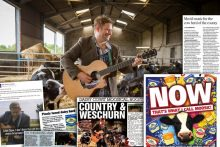 Scottish PR agency country cow music experiment Mackie's of Scotland