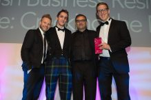 PR Gold award for Corporate and Business Communications