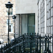 Picture of The Entrance of Ten Hill Place Hotel