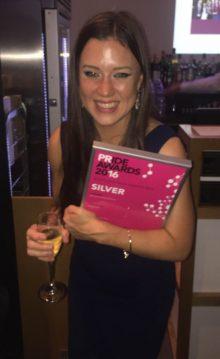 CIPR award success for Holyrood PR