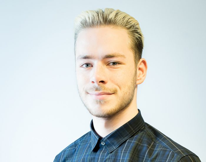 Picture Of Brodie Miller - Apprentice at Edinburgh PR Agency