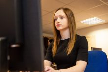 lisa-fiander-student-ethical-hacker-at-sbrc-by Business PR agency
