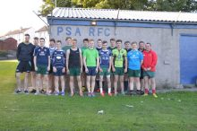 Hawick PSA rugby club players picture by Award winning PR