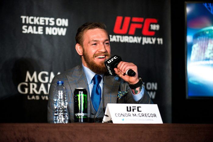 Photo of Conor McGregor