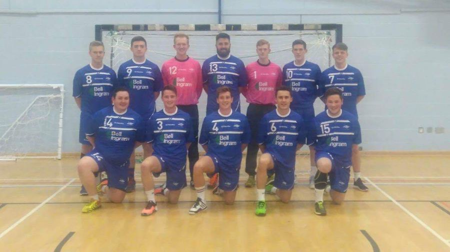 Scotland Handball Kits Bell Ingram