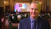 Tech PR photo of Ronald Megaughin, Deputy Cheif Executive of SBRC