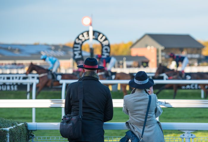 Musselburgh Racecourse NYD event told by a PR Agency in Scotland