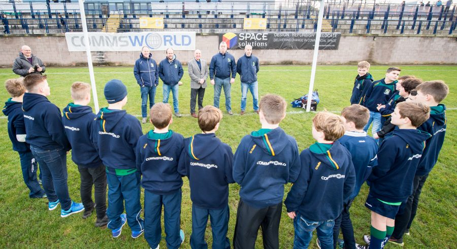 Boroughmuir RFC by Photography PR Holyrood Partnership