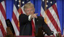 Donald Trump Point