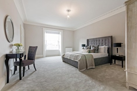 PR photography of the interior design service at Grant Property