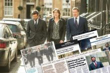 Gilson, Gray and Dame Katherine Grainger- Legal PR Story