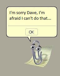 Scottish PR Agency version of MS Paperclip