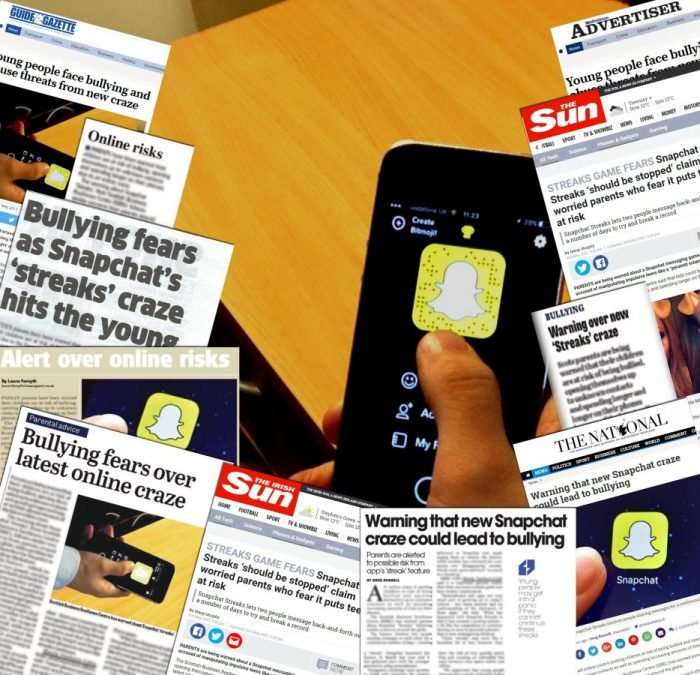 Excellent coverage- tech pr story