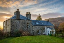 Garmony House for Edinburgh PR
