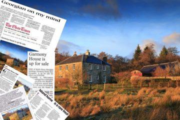 Bell Ingram media coverage for the beautiful Garmony House thanks to Scottish PR agency