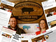 Reekie's Smokehouse gained great media coverage thanks to Food and Drink PR experts