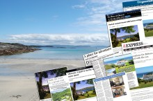 Arinthluic and West Glen Property PR Coverage