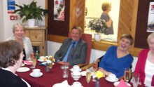 Volunteers enjoy celebrations- Scottish PR Agency Story