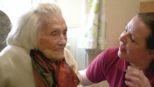 Margret Philips, aka the nan whol loves naan | social care PR success story