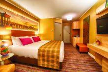 A bedroom at Leonardo Royal Hotel Edinburgh