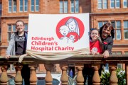 The Sick Kids Friends Foundation changed name to become Edinburgh Children's Hospital Charity, with help from a Scottish PR agency