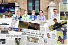 case study montage from Scottish PR Agency