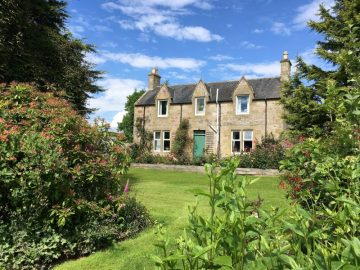 Bogbain Farm which is on the market with Bell Ingram our Edinburgh PR agency client