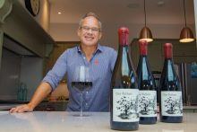 Giles Cooke from Our Fathers Wine to be shared by Food and Drink PR expert