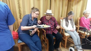 Scottish PR agency shares night in China town at Bupa's Claremont Care Home
