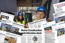 A spread of media coverage for Mackie's thanks to Food and Drink PR
