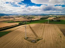 Holyrood PR is proud to offer commercial drone video in Scotland as part of its wider PR video and PR photography service.