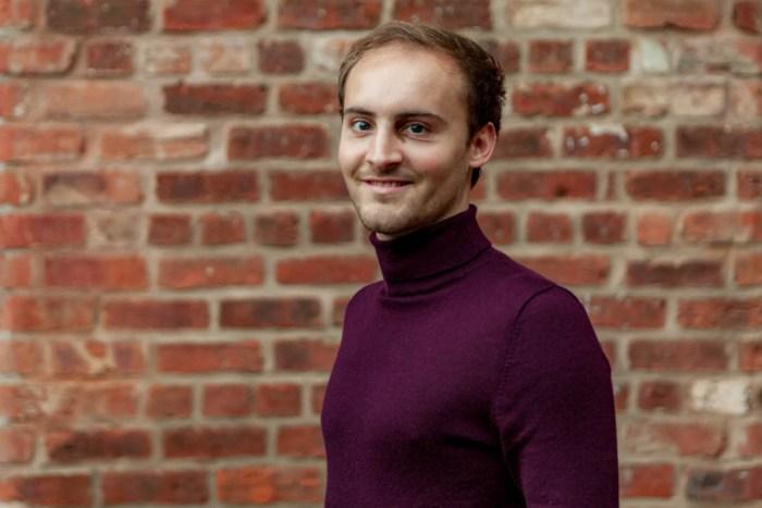 Toby Trees an intern at an award winning Edinburgh PR agency