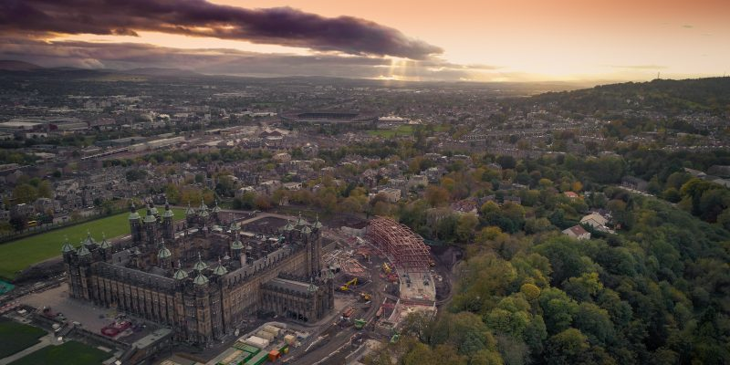 Holyrood PR is proud to offer drone filming Scotland as part of its wider PR video and PR photography service.