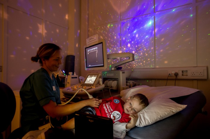 ECHC image at St Johns to be shared by PR experts in Edinburgh