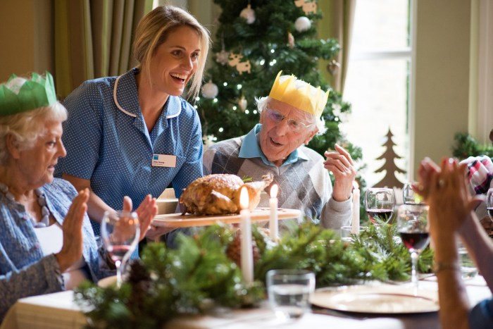 Scottish PR Agency promote BUPA Christmas market