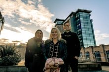 Edinburgh PR agency Holyrood PR appoints three new heads