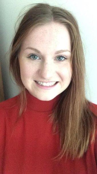 Rachel Proudfoot intern at Edinburgh PR agency